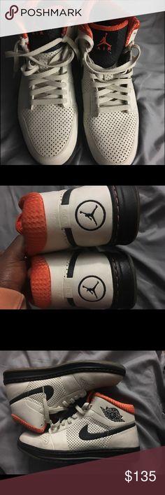 Nike air Jordan sz 10.5 100% authentic Nike air Jordan sz 10.5 all offers welcome no box Jordan Shoes Sneakers