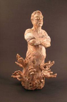 """Saatchi Art Artist L Donelson; Sculpture, """"Dream of Another Morning"""" #art"""