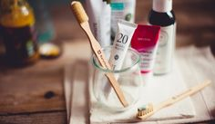 ORAL CARE   natural way to brush up!