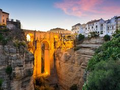 Ronda, Spain The 50 Most Beautiful Places in Europe - Condé Nast Traveler