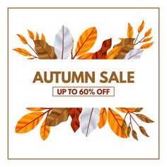 Flat design illustration of autumn sale ...   Free Vector #Freepik #freevector Fall Banner, Flat Design Illustration, Landing Page Design, Banner Template, Kids Education, Vector Free, How To Draw Hands, Autumn, Posters