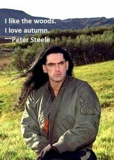 #Peter #Steele