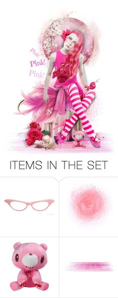 """""""Pink, Pink, Pink"""" by tracireuer ❤ liked on Polyvore featuring art"""