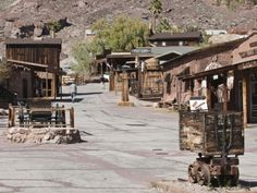 ghost towns in america | Calico Ghost Town Near Barstow, California, United States of America ...
