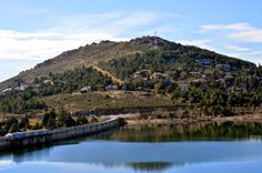 Mi Mundo en Fotografias: Embalse de Navacerrada