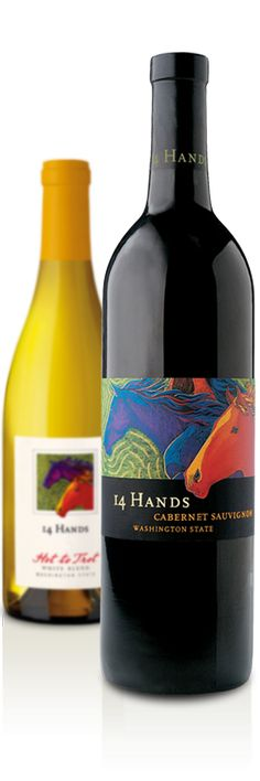 14 Hands Winery - I am  in LOVE with this wine and buy it every time i can find it!
