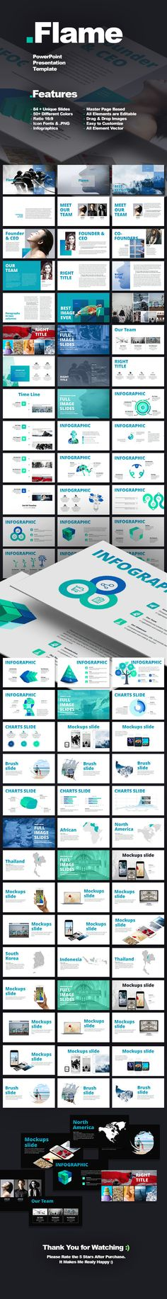 Flyover Powerpoint Presentation  Fashion Bloggers Creative And
