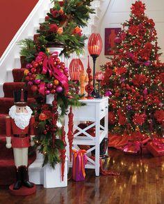 Christmas ~ Tree/Interior Decoration Christmas, Decoration Noel, Christmas  Tree Decorations, House
