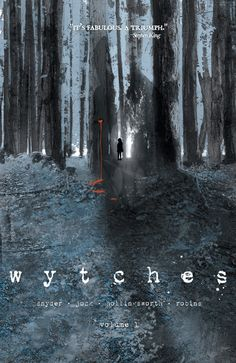 Wytches Vol. 1 by Scott Snyder (Image Comics)