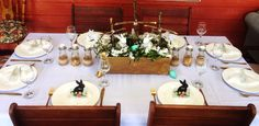 Easter table 2017
