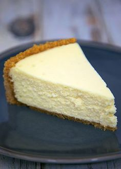 The Best Homemade Cheesecake | Plain Chicken
