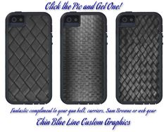 Our original art Thin Blue Line Police Leather Basket Weave patterns will go great with your gun belt and web gear! Click the Pic and get one now. Need us to custom design something for you at no extra charge? Visit #ThinBlueLine Graphics http://www.zazzle.com/dimestore* and email us with your idea.