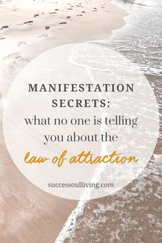 Manifestation Tips: What No One is Telling you About the Law of Attraction Manifestation Law Of Attraction, Law Of Attraction Affirmations, Positive Mindset, Positive Vibes, What Is Law, Law Of Karma, Law Of Attraction Love, Spiritual Awakening, Spiritual Life