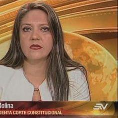 5 de noviembre. La vicepresidenta de la Corte Constitucional habló del seguimiento tras dictamen.