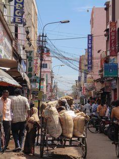 Tamil Nadu, Indien Street View