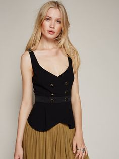 Night Turns Into Morning Top from Free People