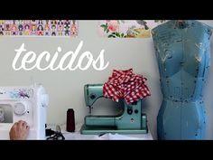 Qual o melhor tecido para costurar blusas, vestidos ou calças? - Patricia…