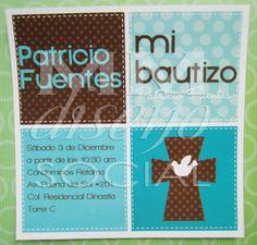 https://flic.kr/p/brbfYX | Invitaciones Bautizo
