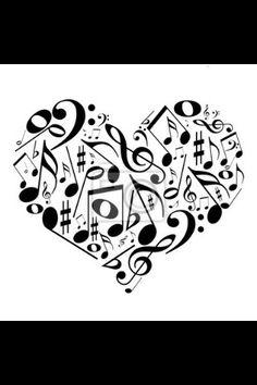 Amar la musica es lo mejor del mundo
