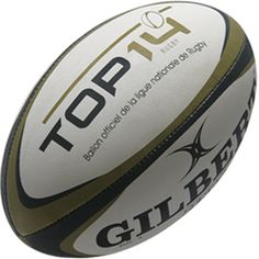 L'ovale @gilbertrugby  de #TOP14 - Ligue Nationale de Rugby Officiel