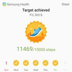 Week 22 10k steps