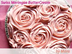 How to make a Swiss Meringue Buttercream icing recipe for Thermomix. Includes tips from an experienced Thermomix fan. Wrap Recipes, Sweet Recipes, Cake Recipes, Bellini Recipe, Meringue Cake, Buy Cake, Icing Recipe, Buttercream Recipe, Thermomix Desserts