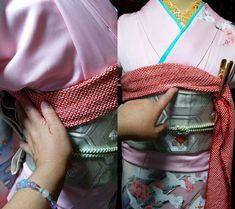 こんにちは。佐賀県鳥栖市で着付け師&講師をしております西山です。 九州地方はまたまた台風の恐怖にさらされています。 前回はすぐに勢力が衰えたの... Kimono Pattern, Yukata, Japanese Style, Bags, Food, Fashion, Handbags, Moda, Fashion Styles