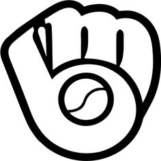 Milwaukee Brewers - Vinyl Car Window and Laptop Decal Sticker Laptop Decal Stickers, Logo Sticker, Car Stickers, Car Decals, Vinil Cricut, Brewer Logo, Baseball Tattoos, Beer Maker, Leave Art