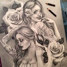 Bilderesultat for chicano Chicano Tattoos Gangsters, Lettrage Chicano, Chicano Love, Chicano Art Tattoos, Chicano Drawings, Tattoos Skull, Art Drawings, Gangster Tattoos, Clown Tattoo