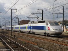 SNCF TGV high speed train
