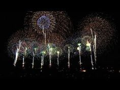 土浦花火づくし Tsuchiura Fireworks Festival 2010
