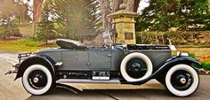 1926 Rolls-Royce Silver Ghost Piccadilly Roadster | Rick Cole Auctions