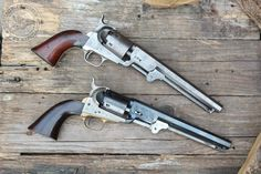 Colt's 1851 Navy revolver – the untold stories (video and article)