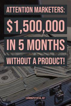 Make Money Fast Online, Earn Money Fast, Earn Money From Home, How To Make Money, Earning Money, Affiliate Marketing Jobs, Marketing Program, Online Marketing, Work From Home Business