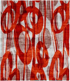 Made of New Zealand wool and Banana silk....Knots per sq inch 80-100