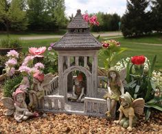 78 Best Ideas About Large Fairy Garden On Pinterest | Diy Fairy House, Fairy  Houses