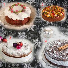 Suggesties voor Kerstcakes