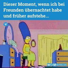 Dieser Moment wenn Sprüche - Witze - Simpsons Fail - Marge