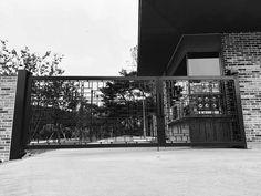 [054] 여주 세종대왕릉 / 금속 대문 : 네이버 블로그 Door Gate Design, Louvre, Doors, Steel, Building, Travel, Viajes, Buildings, Trips