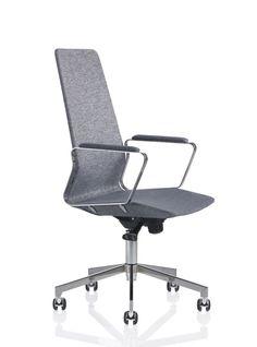 Pilot High chair by Alexander Lervik for Johanson » Retail Design Blog
