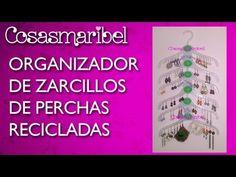 DIY:Como hacer un expositor-organizador para zarcillos o aretes muy muy ...