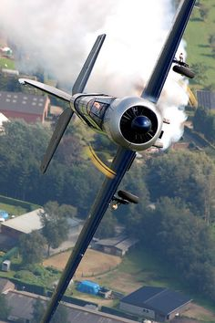 Yakovlev Yak-52 by Geoff Collins