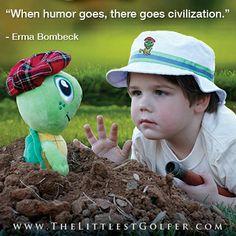 Always have a smile Littlest Golfers! Thanks Erma #startyoungerplaylonger #thelittlestgolfer