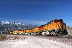 Cajon Pass (Alray) - BNSF Railway