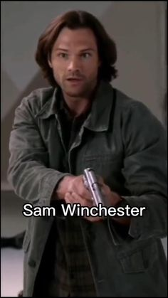 Supernatural Funny Moments, Supernatural Baby, Supernatural Actors, Supernatural Wallpaper, Winchester Supernatural, Winchester Boys, Family Humor, How To Show Love, Series Movies