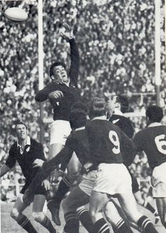The McLook rugby collection - Fourth test 1970 - Personal collection of pictures with match descriptions. Rugby League, Rugby Players, South African Rugby, International Rugby, Black Beats, British Lions, Rugby Men, Vintage Sport, South Africa