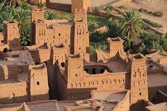 Ait Ben Haddou/Morocco
