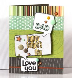 -happy father's day card- - Scrapbook.com