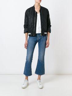 #bomber #jacket #rag&bone #black #new #women #girl  www.jofre.eu