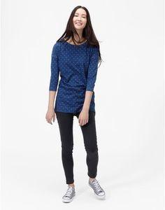 FRANCES3/4 Sleeve Tunic Joules Uk, Tunic, Blouse, Long Sleeve, Sleeves, Jackets, Tops, Christmas, Women